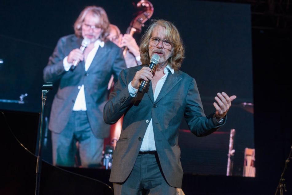 Ausnahme-Künstler Helge Schneider (61) begeisterte 3500 Fans beim letzten Konzert der Filmnächte-Saison.