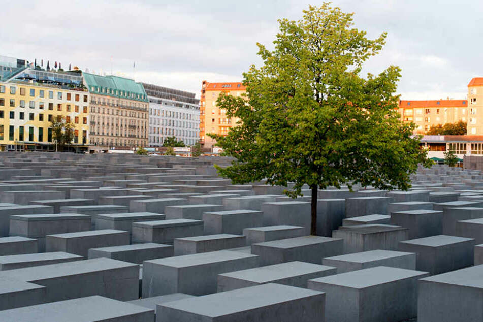Das 2005 in Berlin eingeweihte Holocaust-Mahnmal erinnert an die Gräueltaten der Nationalsozialisten