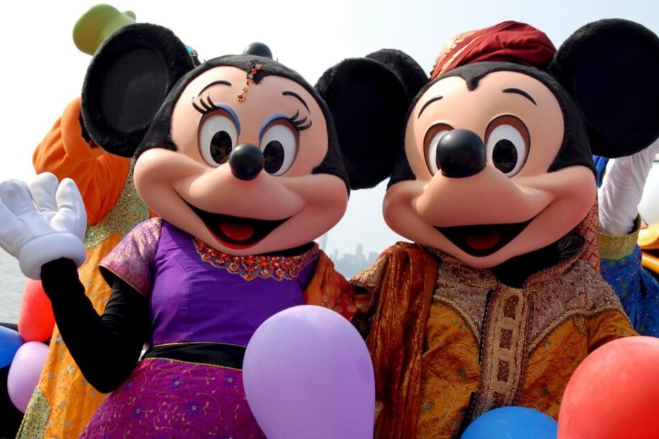 Disney World schmiss einen Besucher raus. (Archivbild)