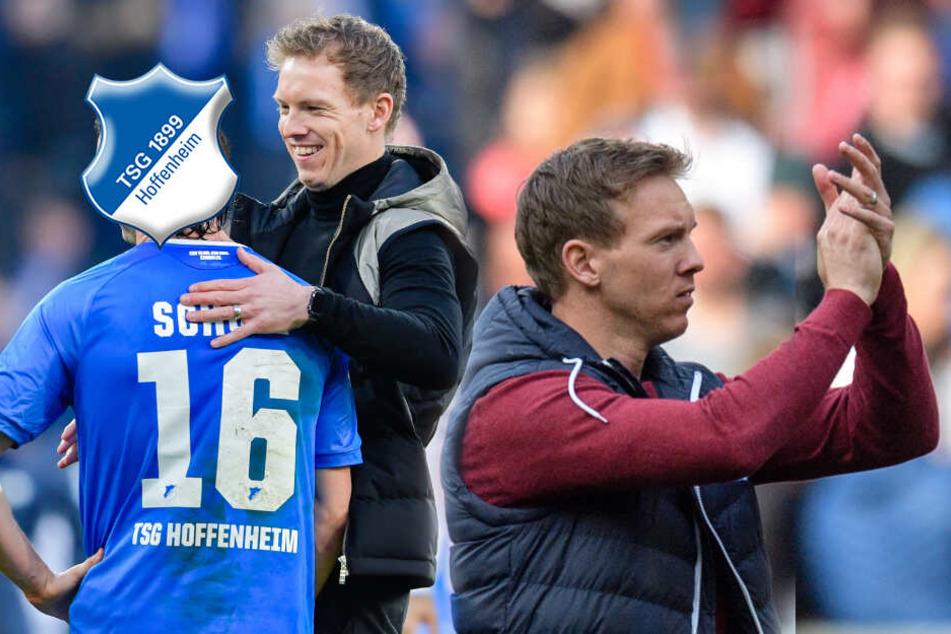 TSG empfängt Werder Bremen: Nagelsmann nimmt Abschied von Sinsheim