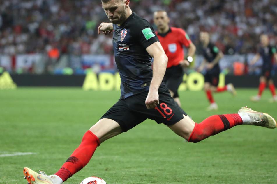 Nach der herausragenden WM mit Kroatien könnte Ante Rebic einen wahren Schatz in die Kassen der Frankfurter Eintracht spülen.