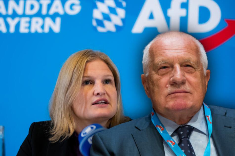 AfD lädt tschechischen Ex-Präsidenten zum Tag der Deutschen Einheit ein