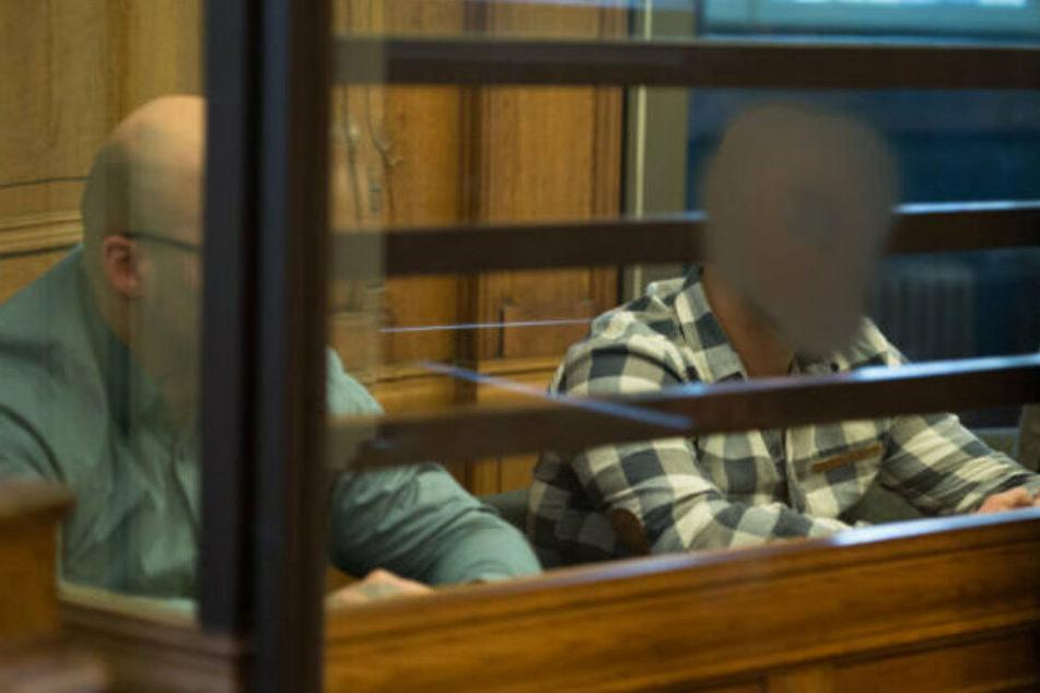 Die Angeklagten wurden zu lebenslanger Haft verurteilt. (Archivbild)