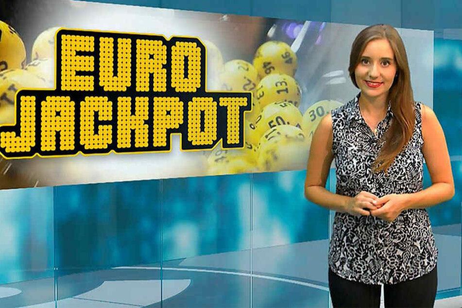 Diese schöne Brünette ist Sachsens neue Lottofee