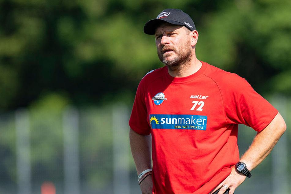 Die Mannschaft von Trainer Steffen Baumgart kam nicht über ein 2:2 (1:1) gegen den SC Verl hinaus.