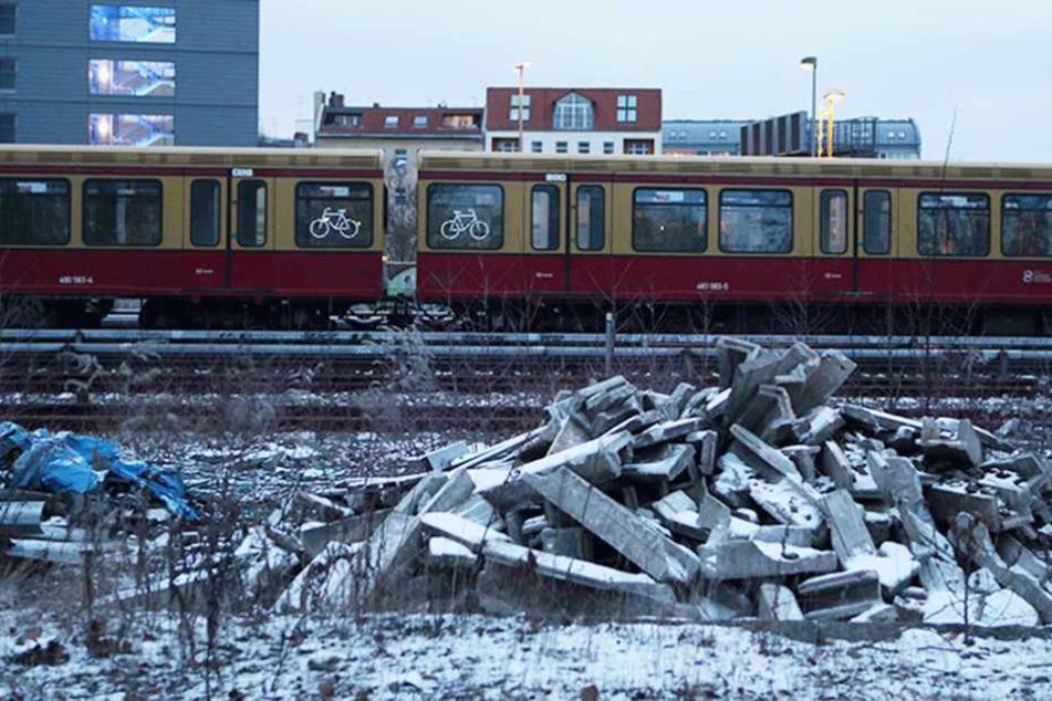 Die Berliner Verkehrsbetriebe und Winterwetter haben ein angespanntes Verhältnis miteinander.