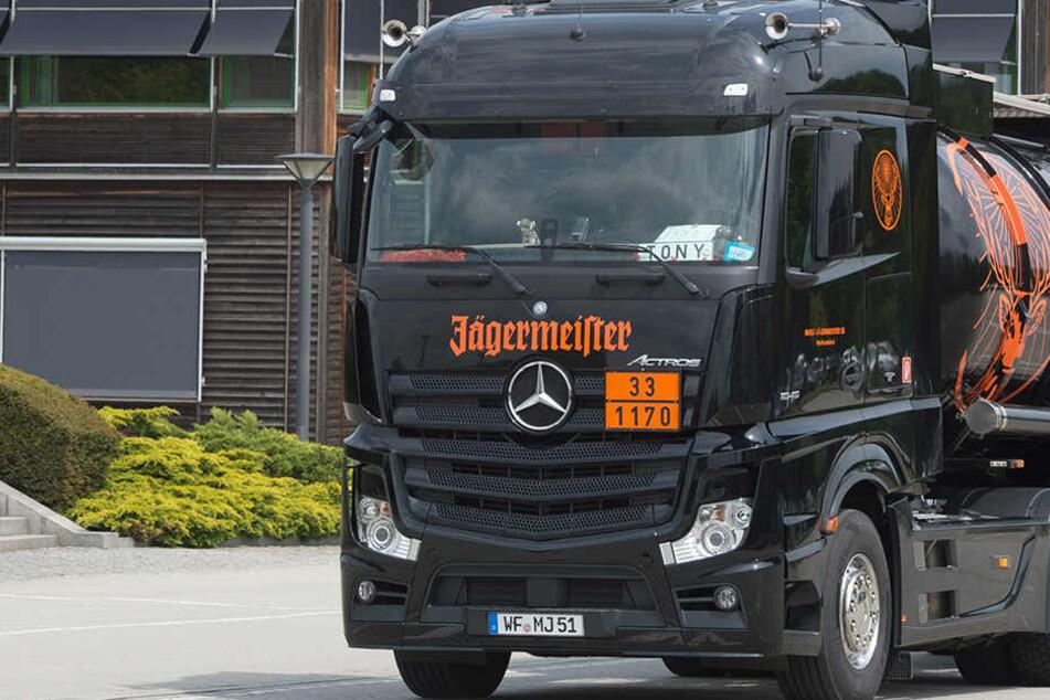 In Kamenz fertigt Jägermeister Kräuterliköre für den europäischen Markt.
