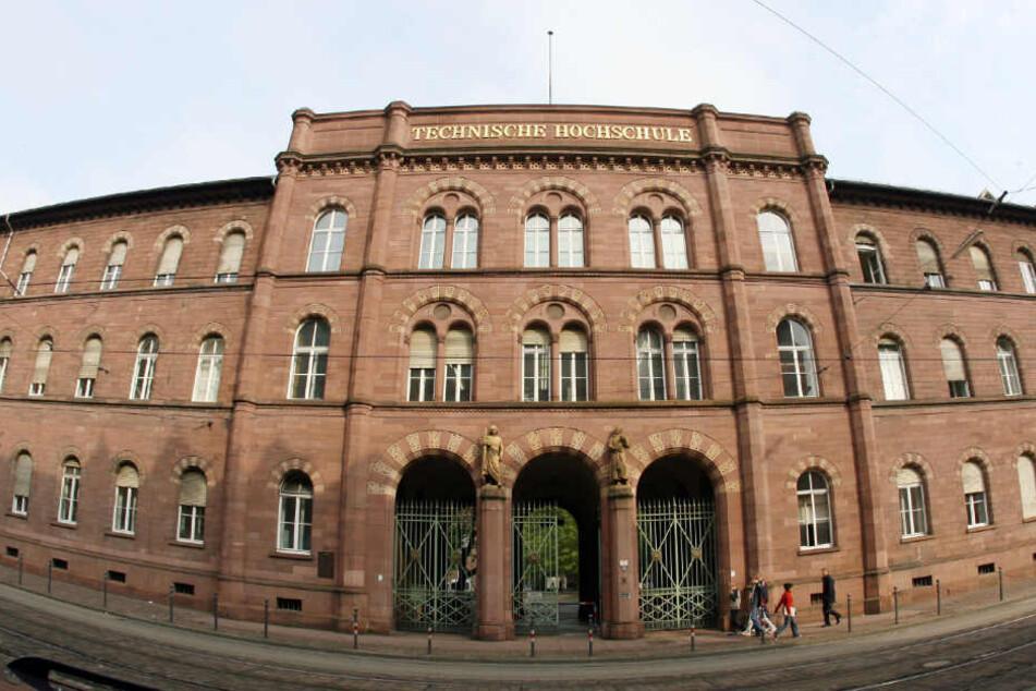 Wieder mit dabei: Die Uni Karlsruhe.