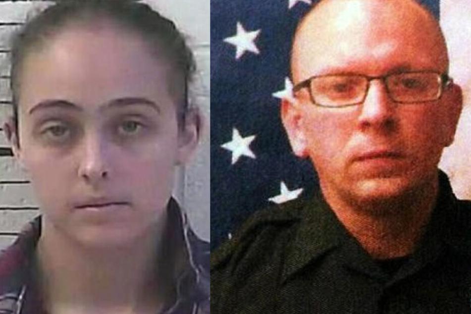 Cassie Barker und ihr Vorgesetzter hatten Sex, als ihre Tochter im Auto qualvoll starb.