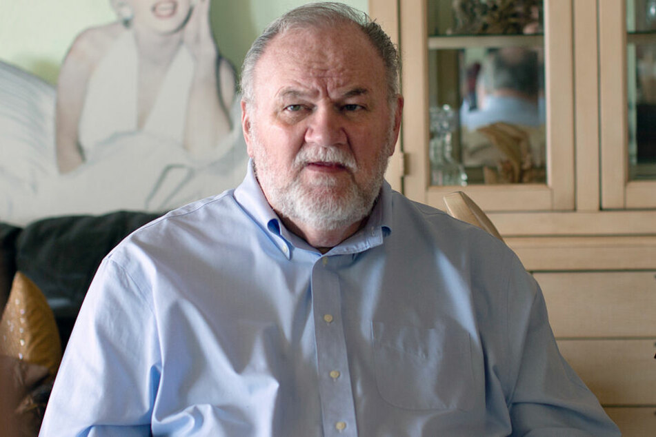 """Für die Doku """"My Story"""" hat sich Thomas Markle (75) von einem britischen TV-Team in seiner Wahlheimat Mexiko besuchen lassen."""