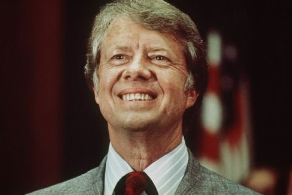 Der ehemalige US-Präsident Jimmy Carter.