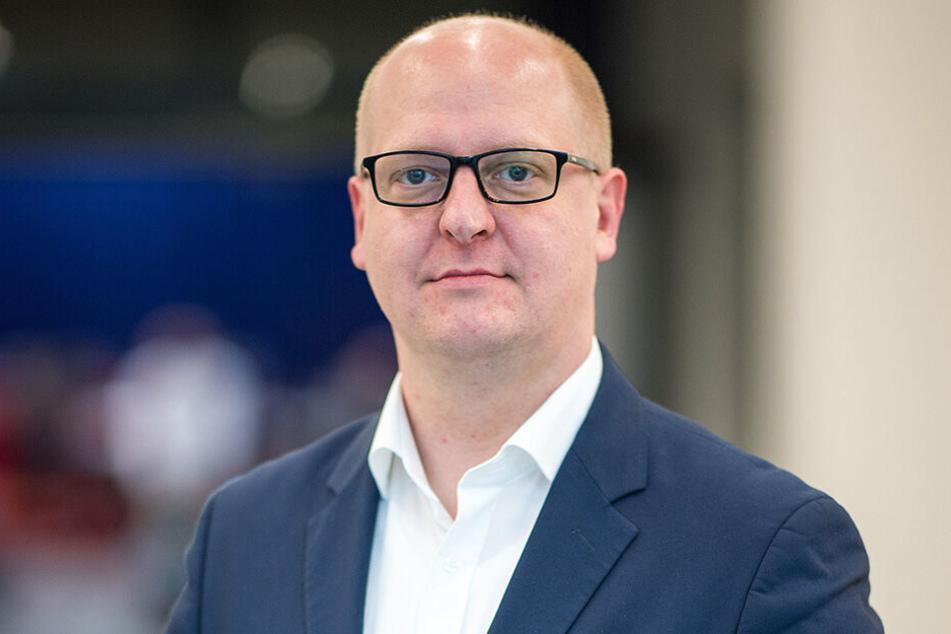 Sachsens SPD-General Henning Homann findet den Prüfauftrag notwendig.