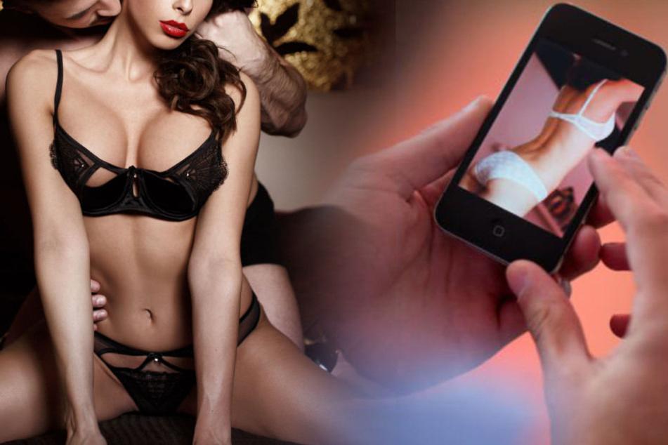 Frau (36) schickt Internetbekanntschaft Sex-Bilder und wird erpresst