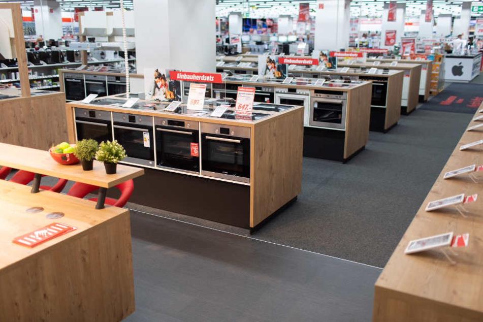Mini Kühlschrank Für Auto Media Markt : Mediamarkt leipzig paunsdorf eröffnet neue küchenwelt mit vielen