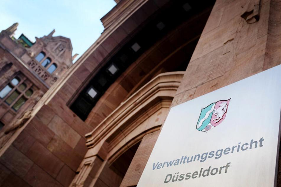 Das Verwaltungsgericht Düsseldorf.