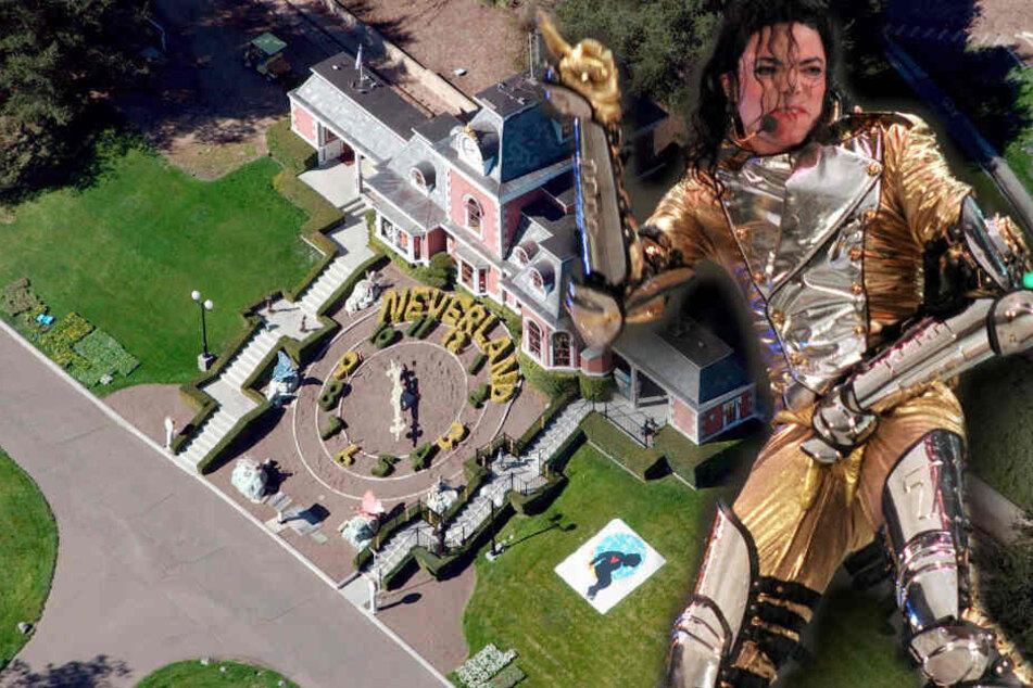 Michael Jackson soll auf den Neverland Ranch jahrelang Kinder missbraucht haben.