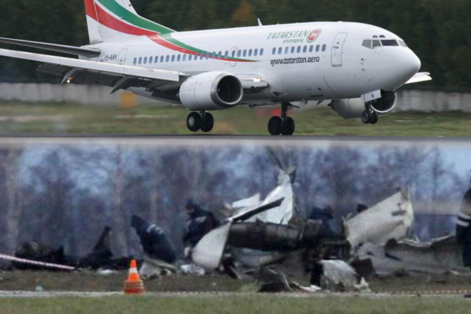 Flugzeugabsturz mit 50 Toten: Pilot hatte wohl keine gültigen Papiere!