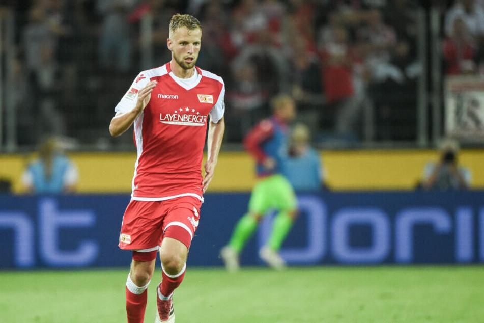 Marvin Friedrich dürfte gegen RB Leipzig in die Startelf rücken.