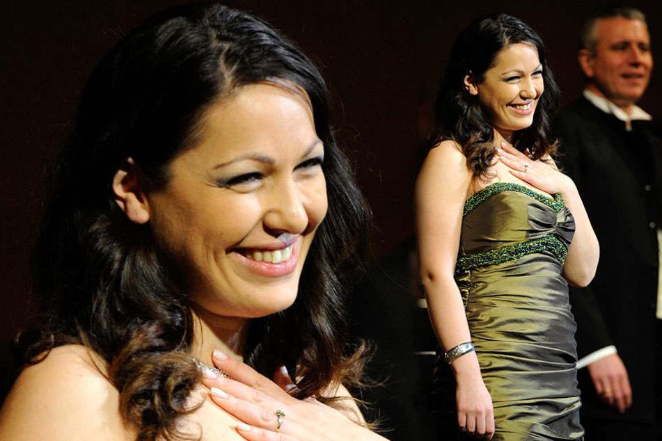 Singt 2019 im Ballprogramm: Sopranistin Nino Machaidze (35).