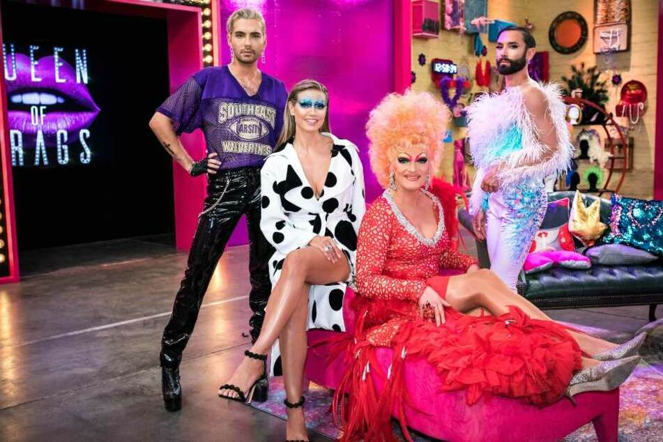 "Olivia Jones ist stolz auf neue Heidi Klum-Show ""Queen of Drags"""