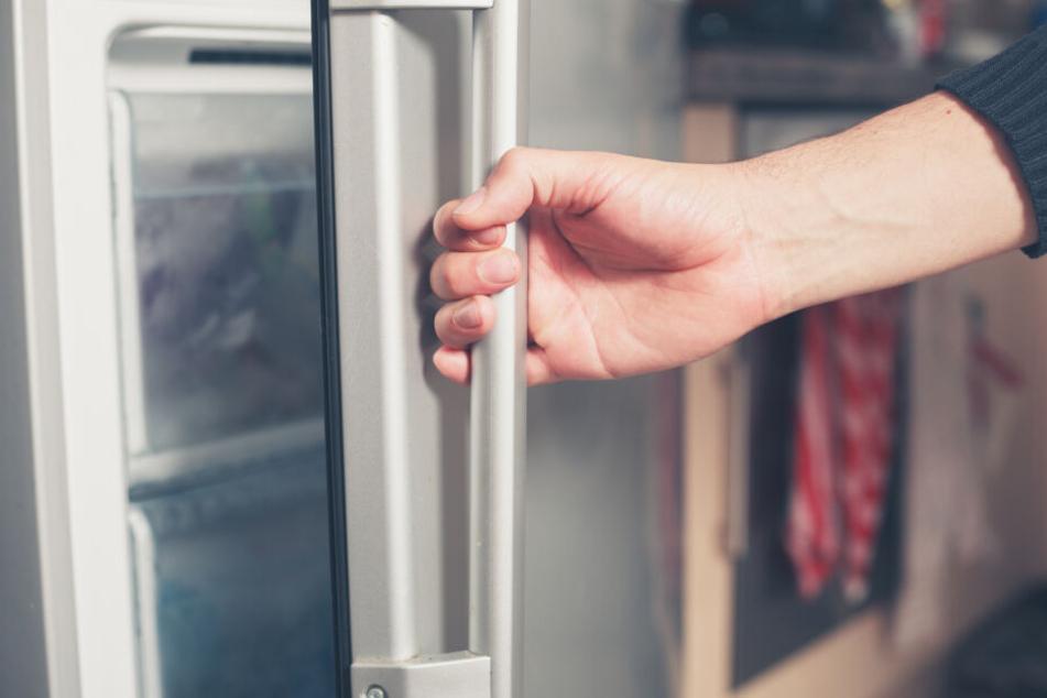 In einem Tiefkühlschrank wurde die Leiche gefunden. (Symbolbild)