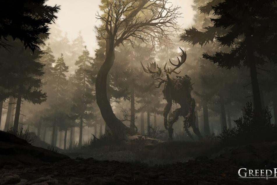 Das Spiel versetzt Euch auf die geheimnisvolle Insel Teer Fradee, auf der fantastische Kreaturen und Bestien leben und zahlreiche Fraktionen um die Oberhand kämpfen.