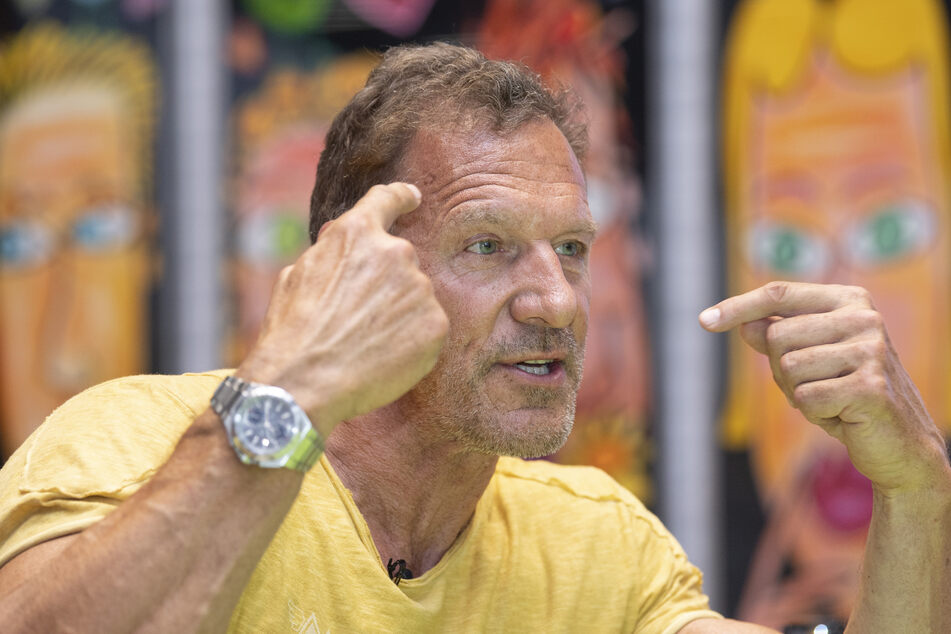 Ralf Möller (62) ist der Gladiator. Nun aber auch Werbegesicht für den Lebensmitteldiscounter LIDL.