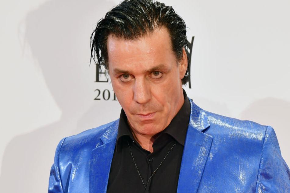 Till Lindemann, Frontsänger der Band Rammstein, schockt gerne mit seinen Videos.