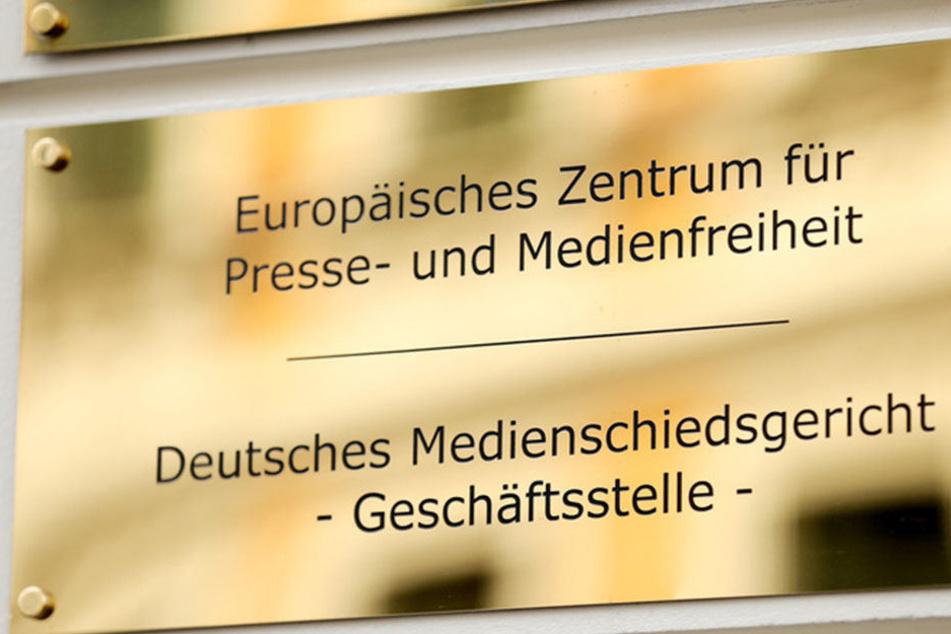 Seit Januar besteht das Deutsche Mediengericht in Leipzig.