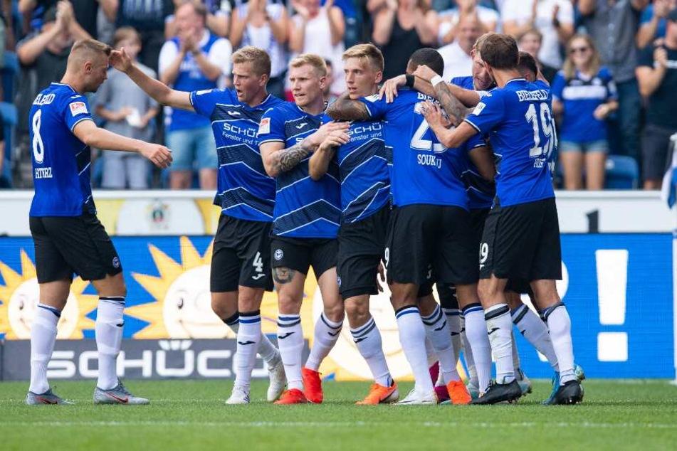 Die Arminen konnten in dieser Saison schon den ein oder anderen Sieg feiern.