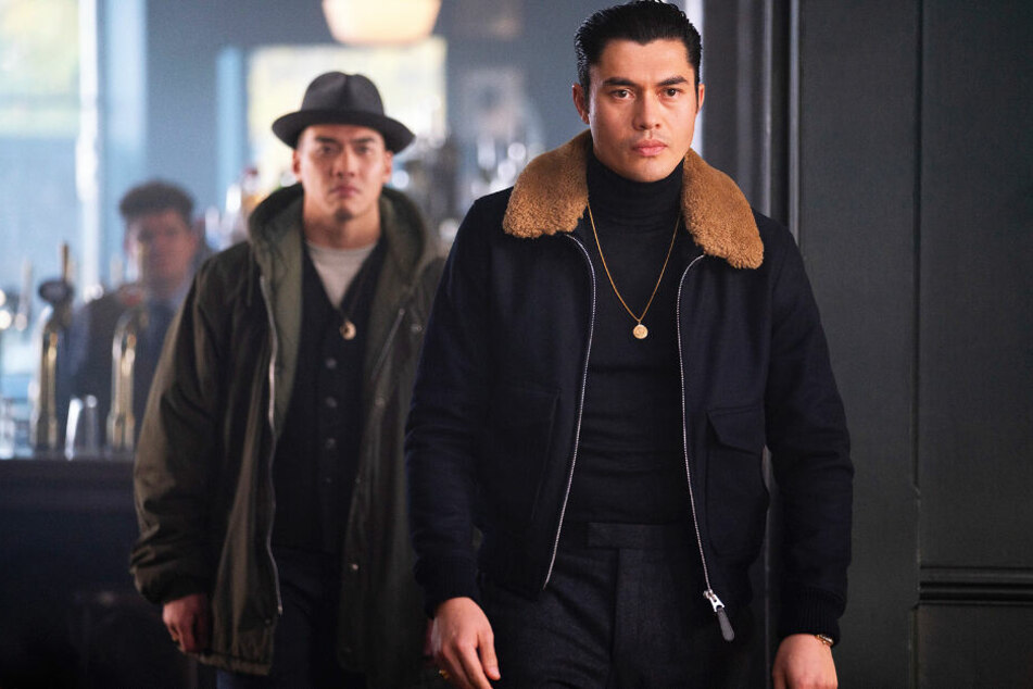 Dry Eye (Henry Golding) ist ein aufstrebender und ehrgeiziger Gangster.