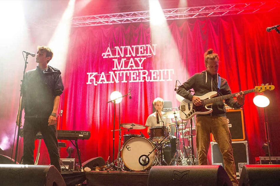 Ihre Tour ist restlos ausverkauft: AnnenMayKantereit!