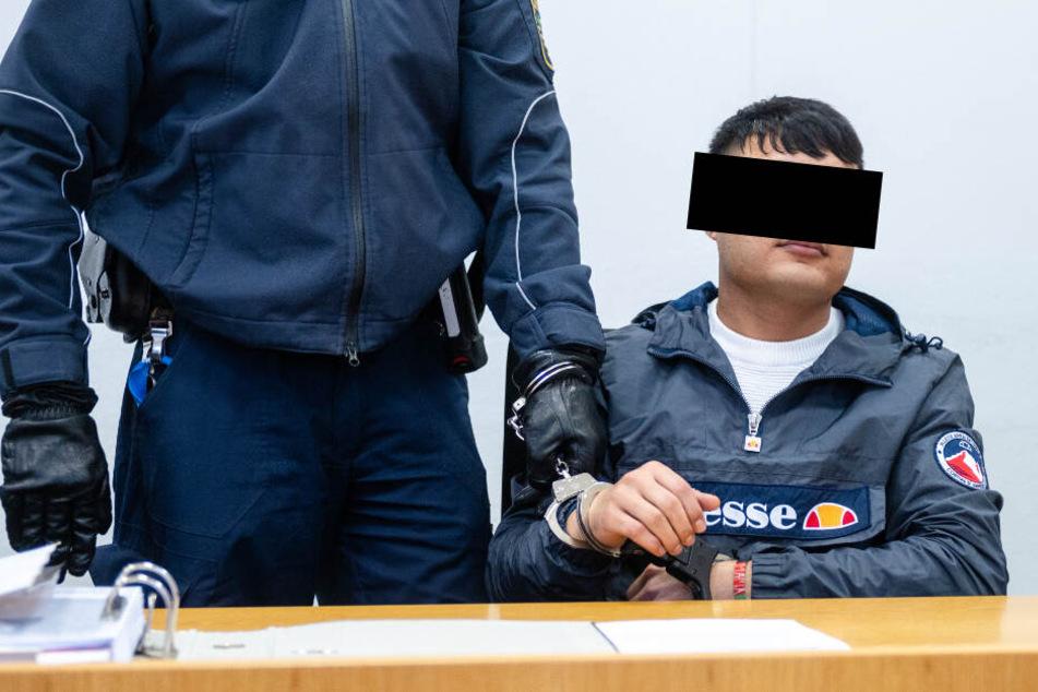 Nach Messerstecherei in Chemnitz: 22-Jähriger vor Gericht