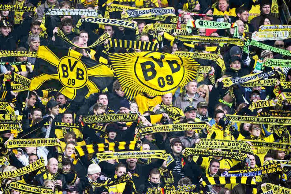 """Die """"No-Show-Rate"""" wurde in Kooperation mit BVB-Fan- und Förderabteilung und dem Fanrat ins Leben gerufen."""