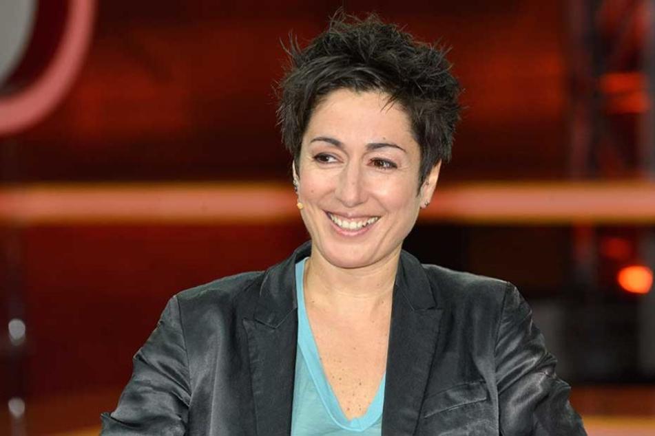 Dunja Hayali talkt bald monatlich im ZDF.