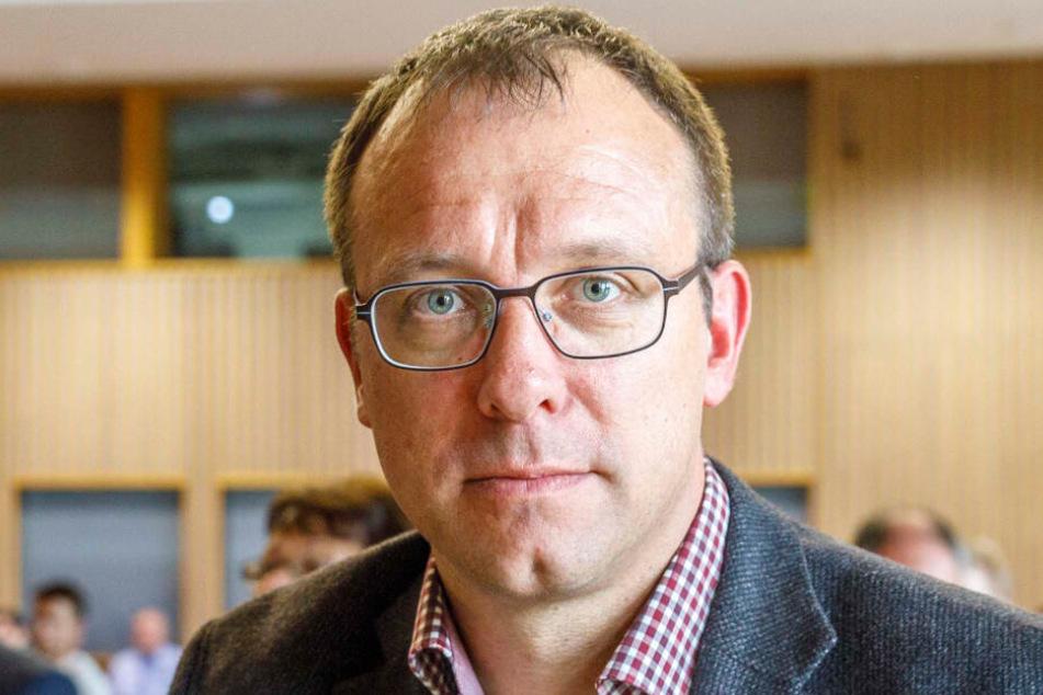 """Denk Mal Fort!""-Vereinschef Holger Hase."