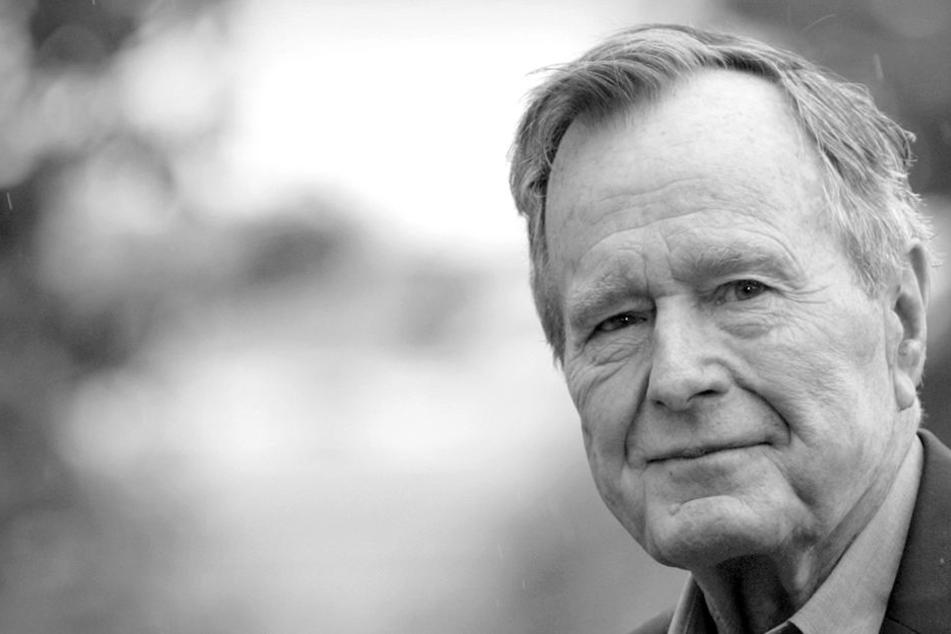 Ehemaliger US-Präsident George H. W. Bush ist tot