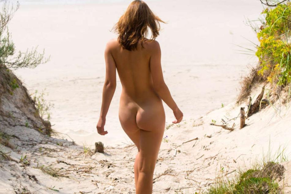 Tumblr nude art model
