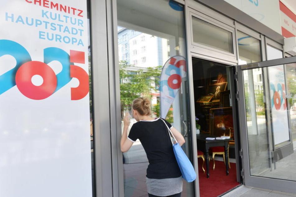 Chemnitz will Kulturhauptstadt 2025 werden.