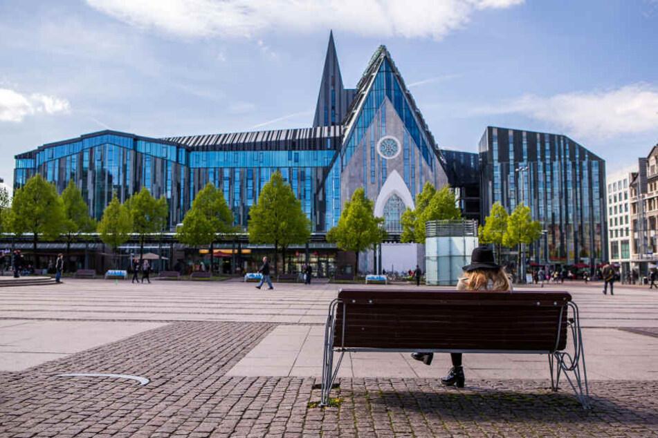 Die Universität Leipzig muss in den nächsten drei Jahren auf über 3,3 Millionen Euro verzichten. (Archivbild)