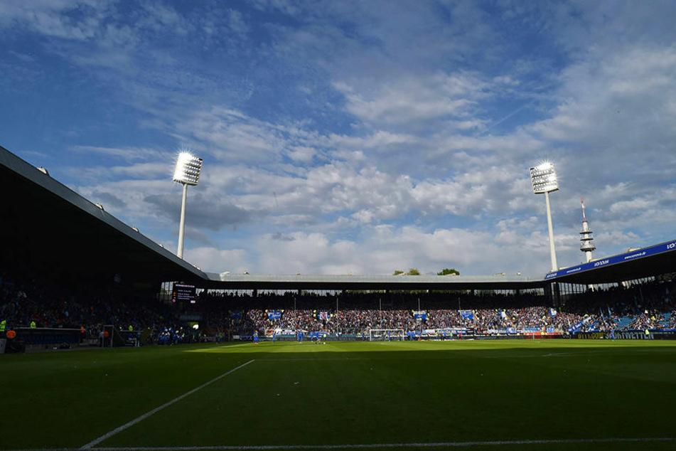 Das Ruhrstadion ist für den FC Erzgebirge ein heißes Pflaster. Im April kassierten die Auer beim VfL Bochum eine unglückliche 1:2-Niederlage.