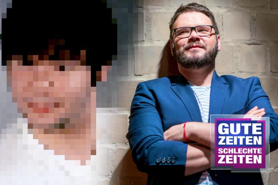 GZSZ-Star Thomas Drechsel postet altes Foto und die Fans drehen durch!