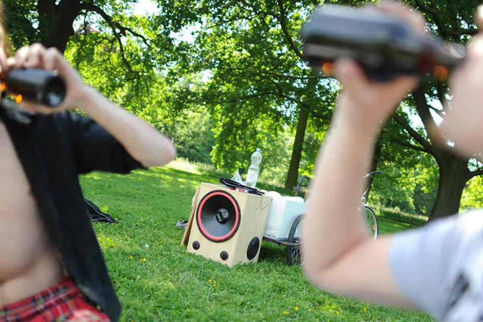 Auch Lärmbelästigungen, zum Beispiel durch spontane Partys, gehören nach Ansicht der Leipziger CDU ins Aufgabengebiet des Stadtordnungsdienstes. (Symbolbild)