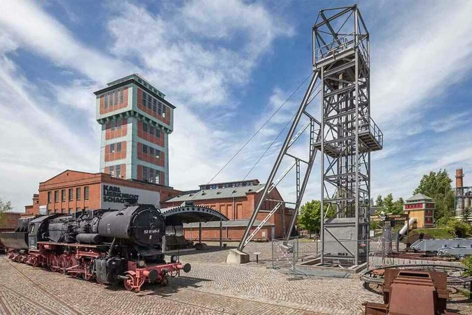 Letzte Schicht für das Bergbaumuseum Oelsnitz: Startschuss für Umbau