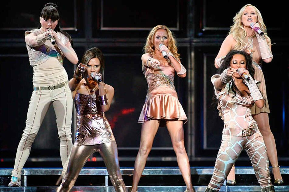 2007/08 gingen die Spice Girls letztmalig auf Tour. Auch zur royalen Hochzeit wird es keine Reunion geben. Schade eigentlich.