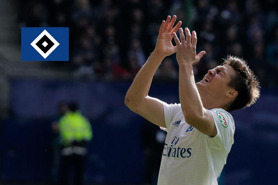 Zu Poldi & Co.? HSV-Star Sakai vor Wechsel in seine Heimat