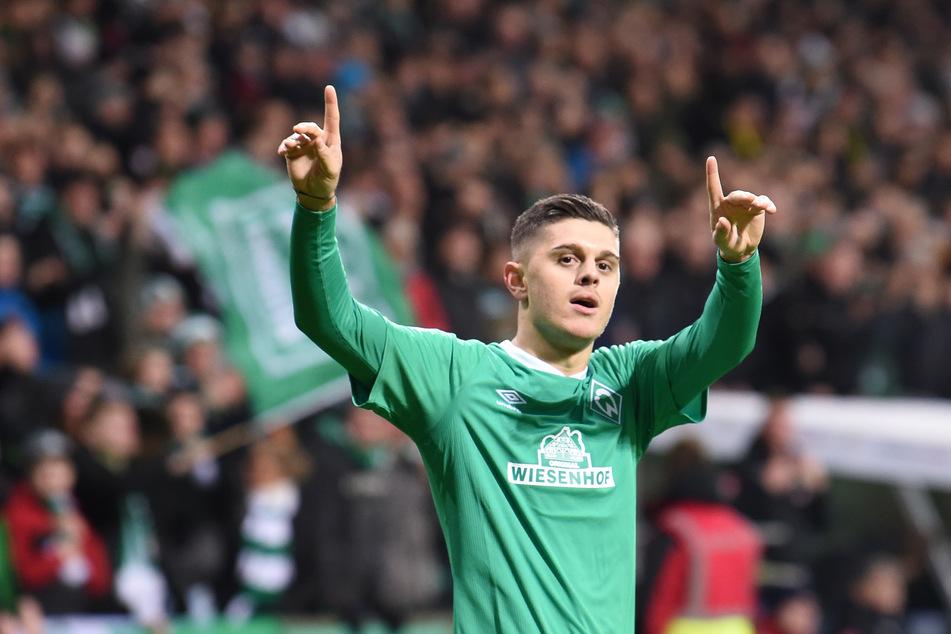 Milot Rashica (23) könnte Werder Bremen im Sommer verlassen und zu einem der teuersten bundesligainternen Transfers mutieren.