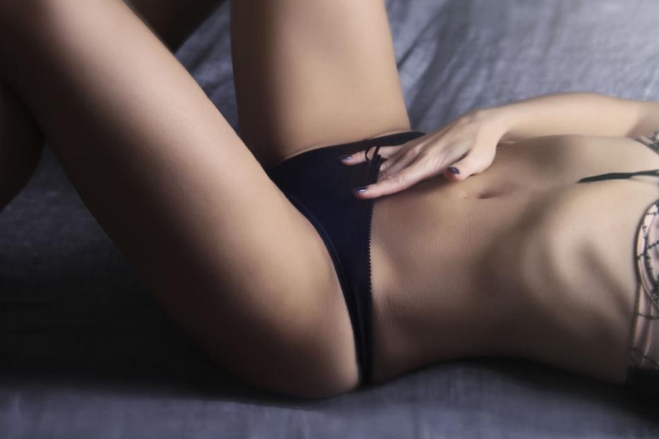 Größe der Schamlippen und Färbung des Scheidenvorhofs sind beim Vaginalesen von Bedeutung.