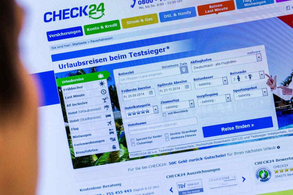 Konkurrenz für Banken: Check24 baut Kontoservice für Kunden aus