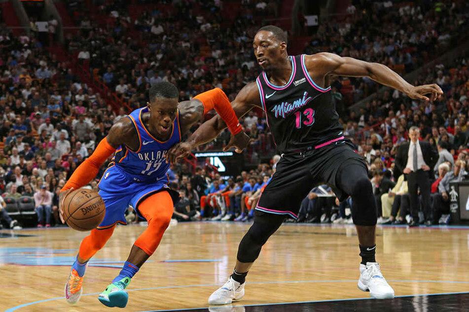 Empfangen die Miami Heats ihre Gegner demnächst mit besonders offenen Armen?